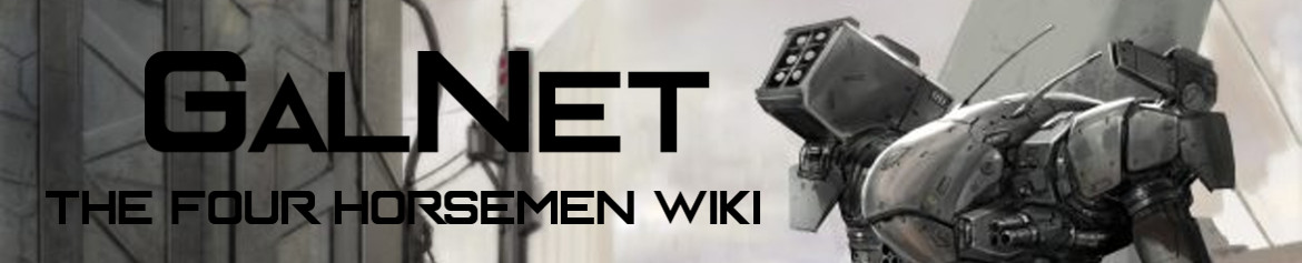GalNet: The Four Horsemen Wiki